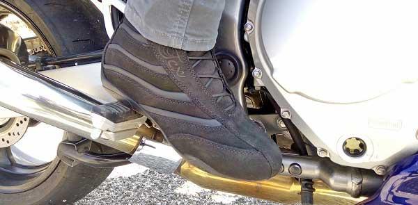 Scarpe da moto Tcx