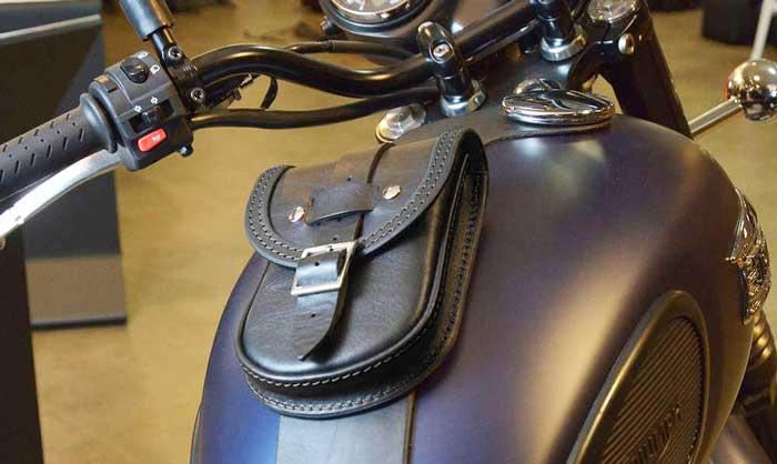 Borsello da serbatoio per moto Custom