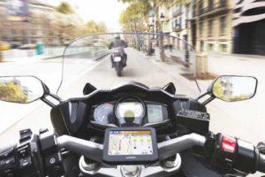 Navigatore per moto Garmin Zumo