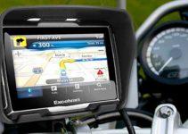 Navigatore satellitare per moto