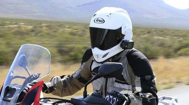 Telecamera per moto
