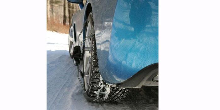 Catene da neve più facili da montare