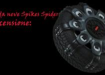 Catene da neve Spikes Spider