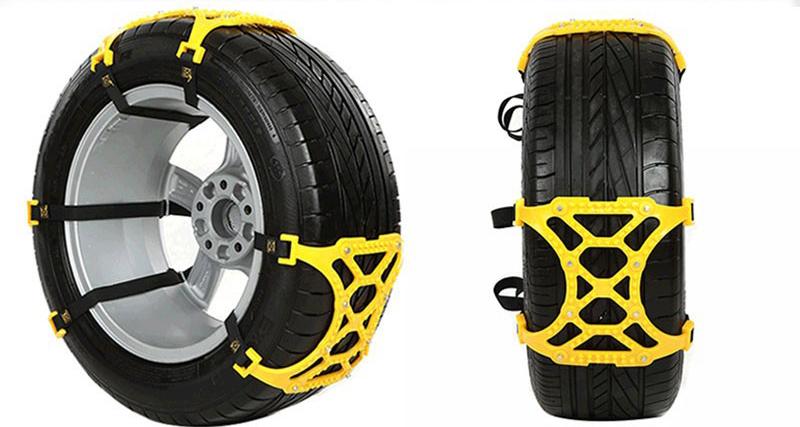 materiale selezionato migliori offerte su grande sconto per Fasce per auto da neve, sabbia o fango - Funzionano ...