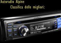 Migliori autoradio Alpine