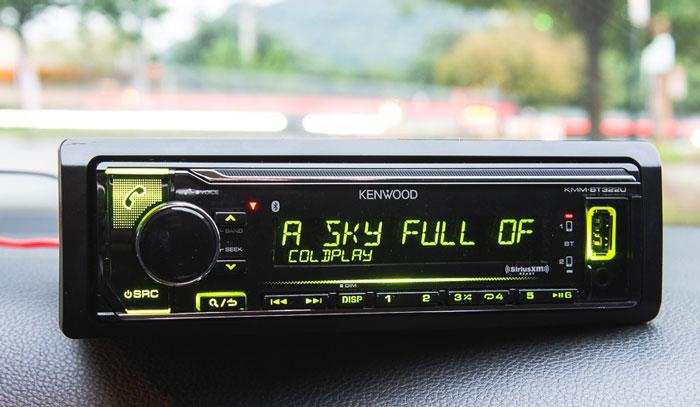 Stereo Bluetooth per auto