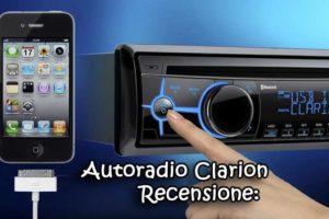 Recensione delle autoradio Clarion