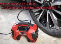 Classifica dei migliori compressori per auto