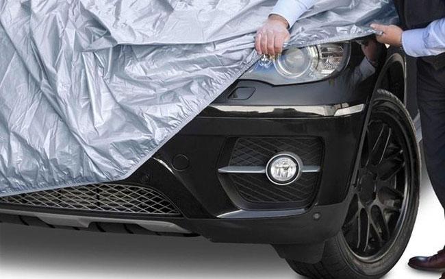 Telo antigrandine di protezione per auto