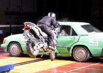 Airbag per moto