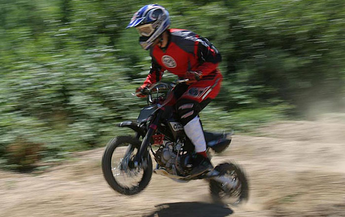Mini motocross 125cc