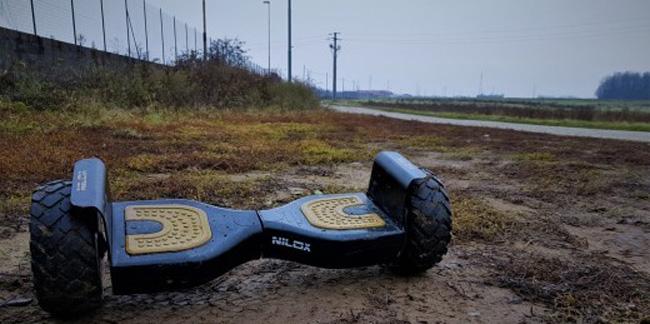 Hoverboard per fuoristrada