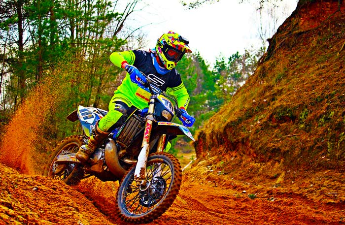 Pettorina da enduro e cross