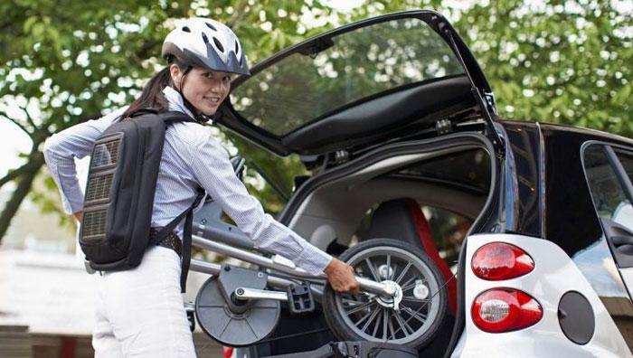 Bici elettriche pieghevoli