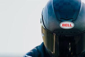 Casco moto Bell