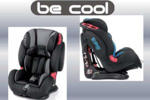 Seggiolino per auto Be Cool