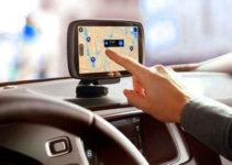 Navigatore satellitare per auto