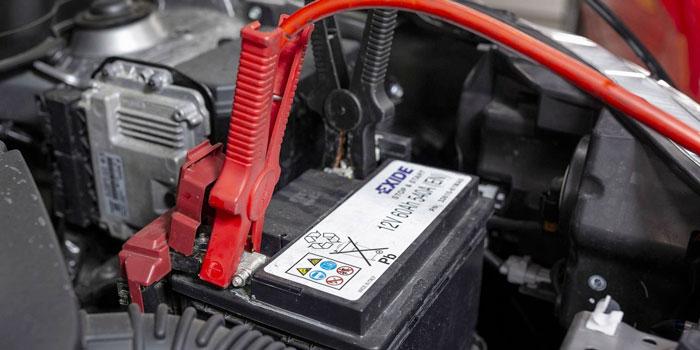 Batteria per auto
