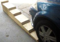 Rampe per sollevare l'auto