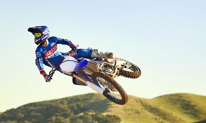 Contaore per motocross