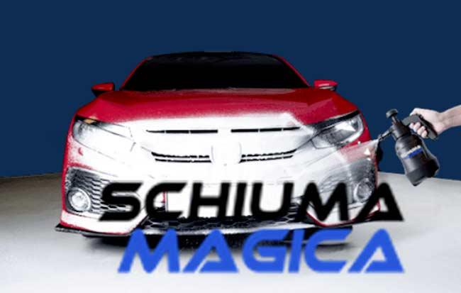 Schiuma Magica