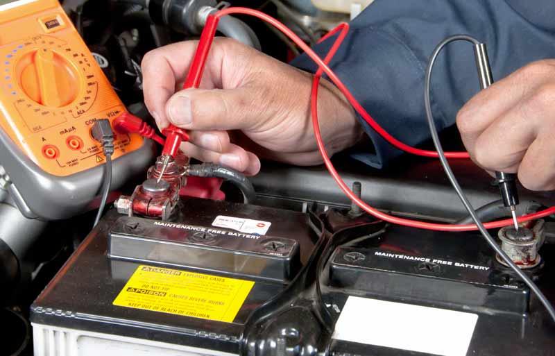 Tipologie di batterie per auto