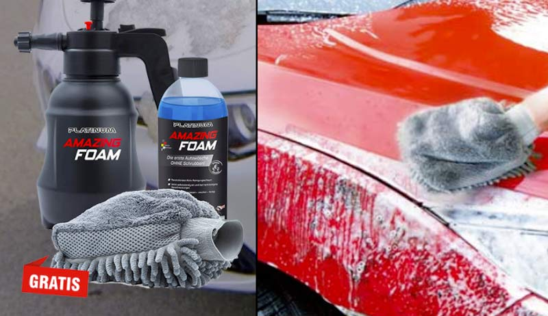 Amazing Foam