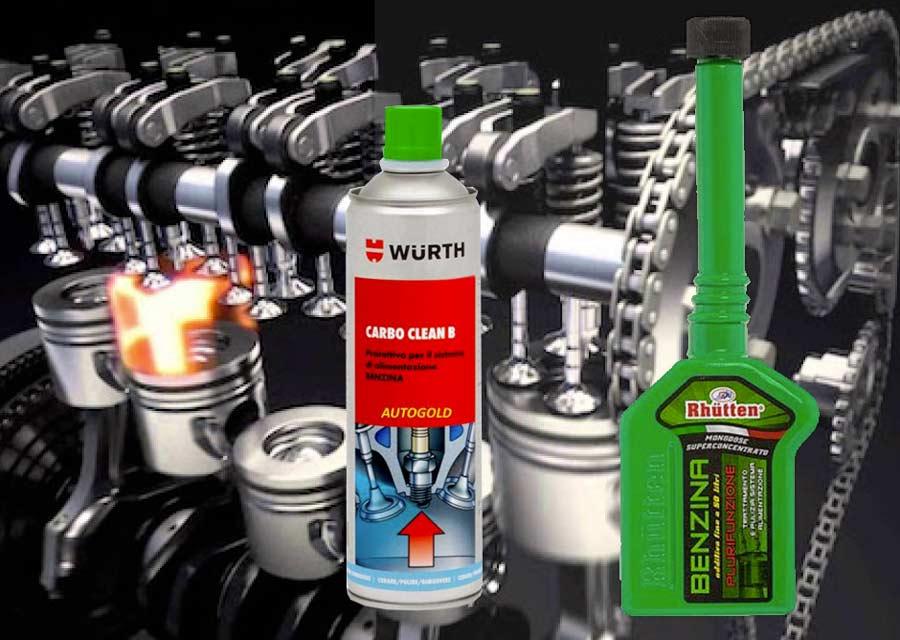 Migliori additivi per motori a benzina