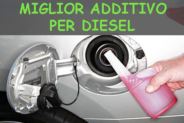 Miglior additivo per diesel