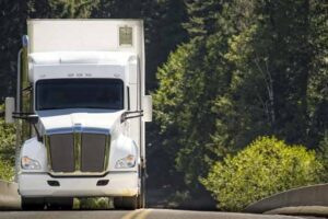 Navigatore per camion