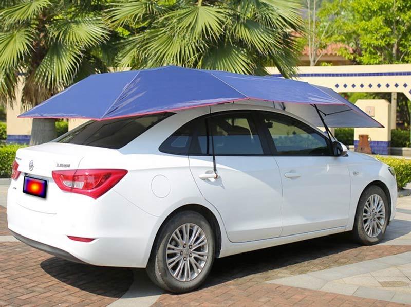 miglior ombrello per auto