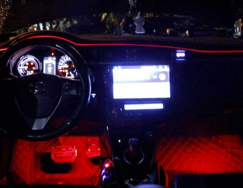 Neon per auto