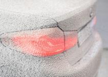Spray antigelo per auto