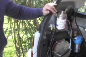 Kit idrogeno per auto