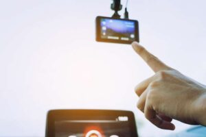 telecamere per auto antivandalismo